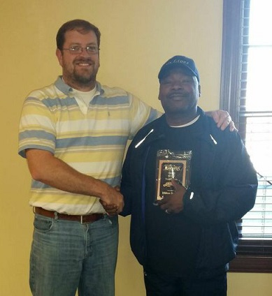 Driver of the Year: Milton Snead